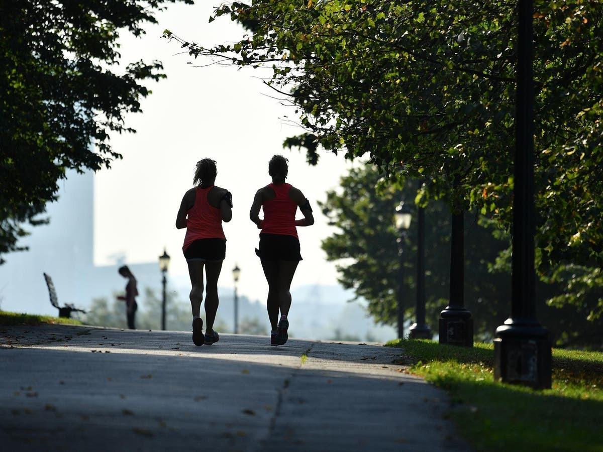Morgenstund in den Zürcher Pärken - ein Lauferlebnis für alle