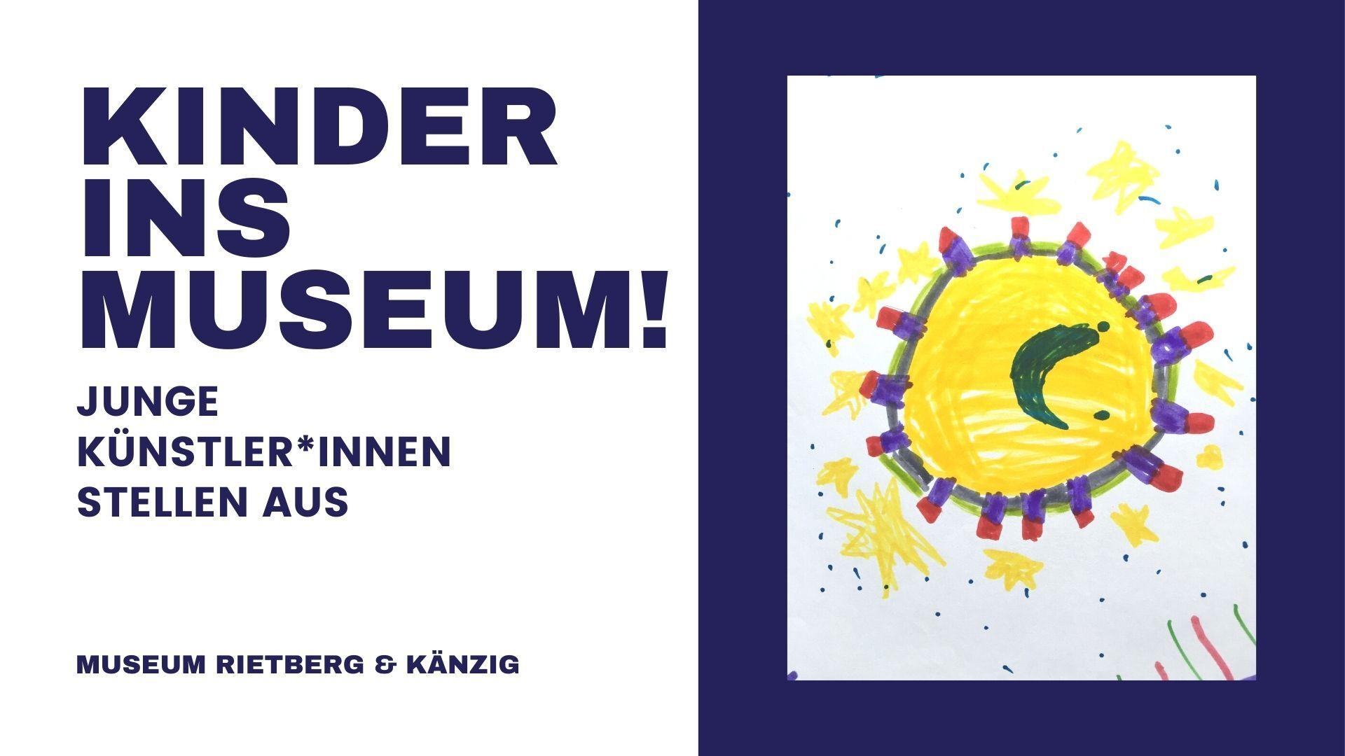 Kinderkunsttag im Museum Rietberg