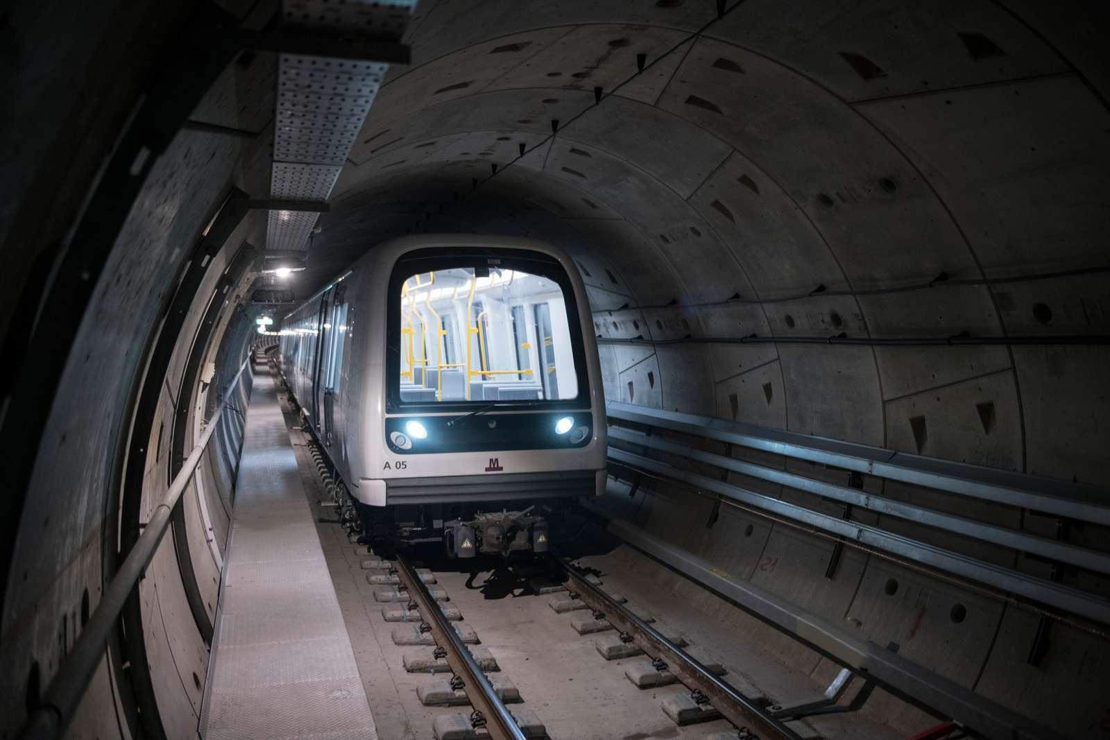 Metro Zürich 24/7