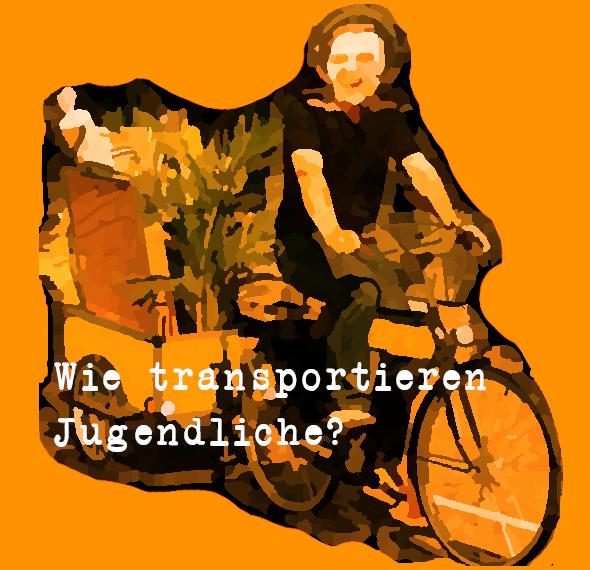 Transportmöglichkeit für Jugendliche