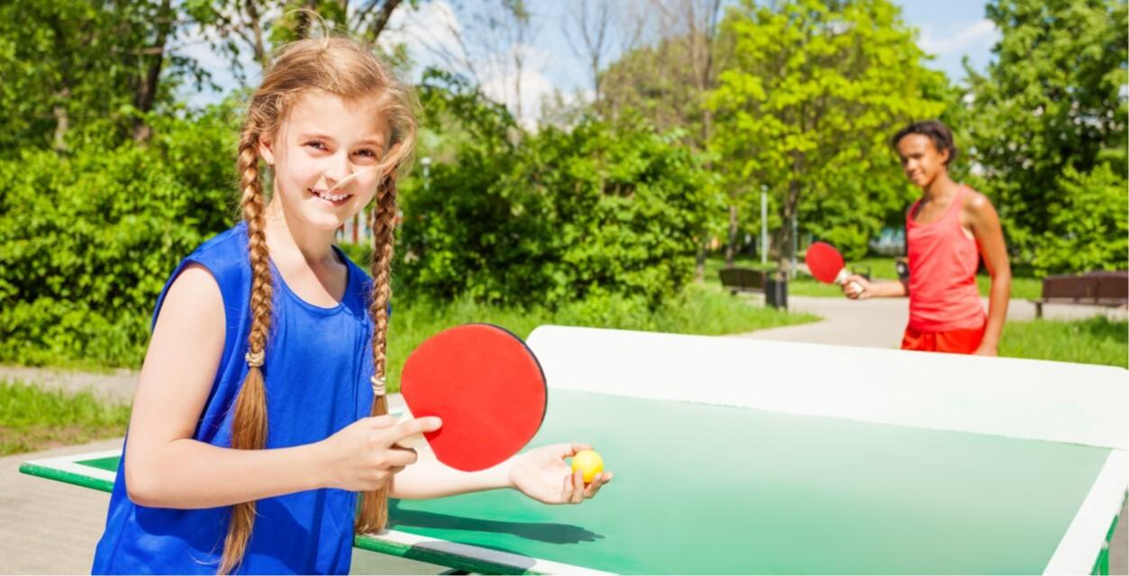 """""""Rising Girls"""" - Tischtennis für Mädchen"""