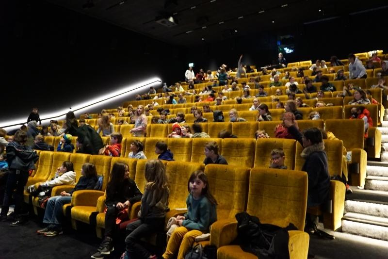 Films for future bringt 1000 Schüler:innen für Umweltfilme ins Kino