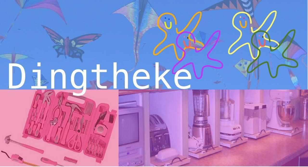 Dingtheke - Wie eine Bibliothek einfach für Gegenstände